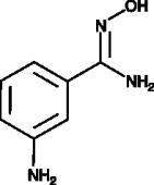 3-<wbr/>amino Benzamidoxime
