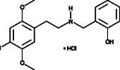 25I-<wbr/>NBOH (hydro<wbr>chloride)