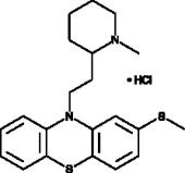Thioridazine (hydro<wbr>chloride)