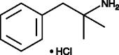 Phentermine (hydro<wbr>chloride)