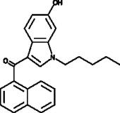 JWH 018 6-<wbr/>hydroxyindole metabolite