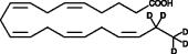 Eicosa<wbr/>pentaenoic Acid-<wbr/>d<sub>5</sub>