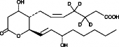 11-<wbr/>dehydro Thromboxane B<sub>2</sub>-<wbr/>d<sub>4</sub>