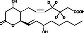 11-<wbr/>dehydro Thromboxane B<sub>2</sub>-<wbr/>d<sub>4</sub>