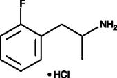 2-<wbr/>Fluoroamphetamine (hydro<wbr>chloride)