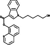 PB-<wbr/>22 N-<wbr/>(5-<wbr/>hydroxypentyl) metabolite