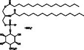 PtdIns-<wbr/>(4)-<wbr/>P<sub>1</sub> (1,2-<wbr/>dipalmitoyl) (ammonium salt)