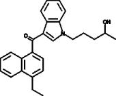 JWH 210 N-<wbr/>(4-<wbr/>hydroxypentyl) metabolite