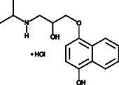 (±)-4-hydroxy Propranolol (hydro<wbr>chloride)