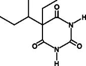 Butabarbital (CRM)