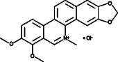 Chelerythrine (chloride)