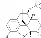 Oxycodone-d<sub>3</sub>