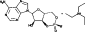 Rp-Cyclic AMPS (triethyl<wbr/>ammonium salt)