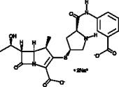 Ertapenem (sodium salt)