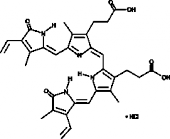 Biliverdin (hydro<wbr>chloride)
