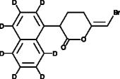 Bromoenol lactone-<wbr/>d<sub>7</sub>