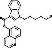 5-<wbr/>fluoro PB-<wbr/>22 5-<wbr/>hydroxyquinoline isomer