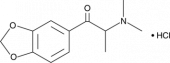 bk-MDDMA (hydrochloride) (exempt preparation)