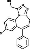 α-hydroxy Alprazolam