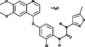 Tivozanib (hydrate)