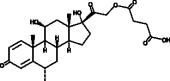 6α-<wbr/>Methylprednisolone 21-<wbr/>hemisuccinate
