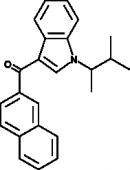 JWH 018 2'-<wbr/>naphthyl-<wbr/>N-<wbr/>(1,2-<wbr/>dimethylpropyl) isomer