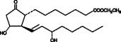 Prostaglandin E<sub>1</sub> ethyl ester