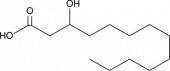 3-hydroxy Tridecanoic Acid