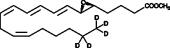 Leukotriene A<sub>4</sub>-<wbr/>d<sub>5</sub> methyl ester