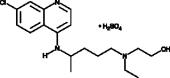 Hydroxy<wbr/>chloroquine (sulfate)