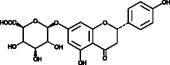 Naringenin-<wbr/>7-<wbr/>O-<wbr/>β-<wbr/>D-<wbr/>Glucuronide