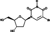 5-<wbr/>Bromo-<wbr/>2'-<wbr/>deoxyuridine