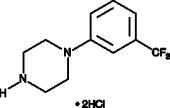 1-(3-Tri<wbr/>fluoromethyl<wbr/>phenyl)pipera<wbr/>zine (hydro<wbr/>chloride)