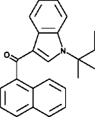 JWH 018 N-<wbr/>(1,1-<wbr/>dimethylpropyl) isomer