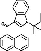 JWH 018 N-<wbr/>(1,1-<wbr/>dimethylpropyl) isomer