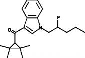 XLR11 N-<wbr/>(2-<wbr/>fluoropentyl) isomer