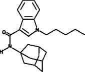 JWH 018 adamantyl carboxamide