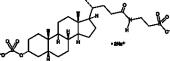 Tauro<wbr/>lithocholic Acid 3-sulfate (sodium salt)