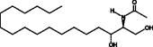 C2 dihydro Ceramide (d18:0/2:0)