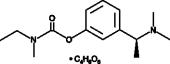 Rivastigmine (tartrate)