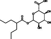 Valproic Acid Acyl-D-Glucuronide