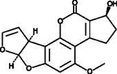 Aflatoxin R<sub>0</sub>