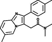 Zolpidem (CRM)