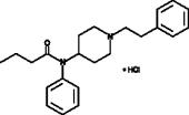 Butyryl fentanyl (hydrochloride)