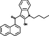 JWH 073 2-<wbr/>hydroxyindole metabolite