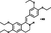 Drotaverine (hydro<wbr/>chloride)