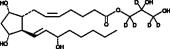Prostaglandin F<sub>2α</sub>-<wbr/>1-<wbr/>glyceryl ester-<wbr/>d<sub>5</sub>