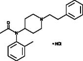 <em>ortho</em>-methyl Acetyl fentanyl (hydro<wbr/>chloride)