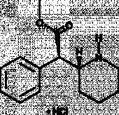 (±)-<em>threo</em>-Methyl<wbr/>phenidate (hydro<wbr>chloride)
