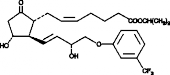 9-<wbr/>keto Fluprostenol isopropyl ester